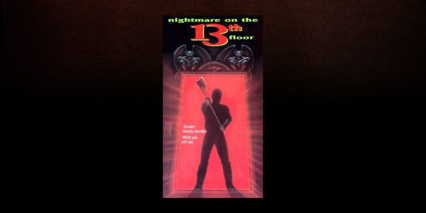 "Nightmare On The 13th Floor"" - USA Movie of the Week 